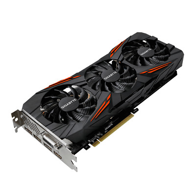 $ CDN851.76 • Buy Gigabyte GeForce GTX 1070 Ti OC Gaming 8GB GV-N107TGAMING OC-8GD Video Card HDMI