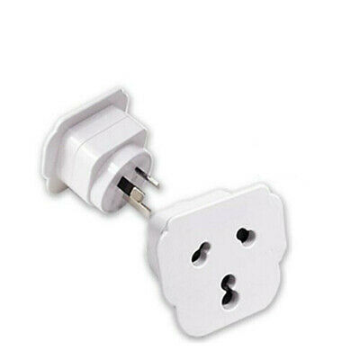 AU18.90 • Buy Travel Adaptor To Use In Australia And Newzealand By Indians And South Africans