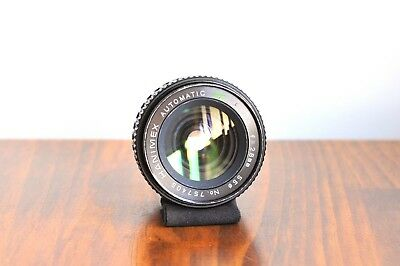 AU119.95 • Buy HANIMEX (for Pentax M42 Screw Mount) Automatic MC    28mm F/2.8  Lens   -  Japan