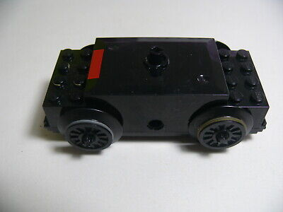 Lego 1 Moteur Electrique / 1 Electric Rc Motor W/ Red Line And Wheels 7897 7898 • 22.34£