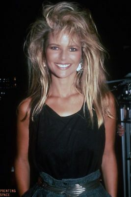 $ CDN26.51 • Buy CHRISTIE BRINKLEY Show 80's & 90's Posters Teen TV Movie Poster 24 X 36 A