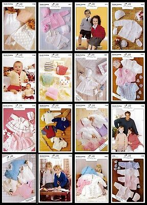 £2.69 • Buy Teddy Double Knit And 4 Ply Knitting Patterns - Assorted Childrens, Adults Etc