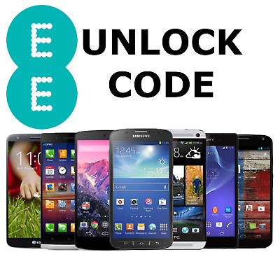 Unlock Nokia Lumia 550 640 108 301 3310 950 735 535  Orange T-mobile Ee Code  • 14.99£