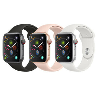 $ CDN579.99 • Buy Apple Watch Series 4 A1975/ Series 5 A2094 40MM GPS+Cellular Aluminum Case