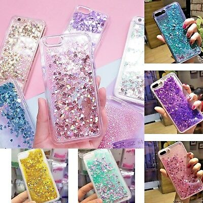 AU9.99 • Buy Liquid Bling Dynamic OPPO Reno Z AX7 5 3s R17 15 11 9 A57 73 F1S Quicksand Case