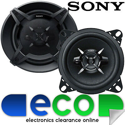 Toyota AYGO 2007 - 2014 Sony 10cm 420 Watts 2 Way Top Dashboard Car Speakers • 24.99£
