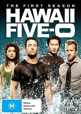AU16.75 • Buy Hawaii Five 0 The First Season DVD Region 4 NEW