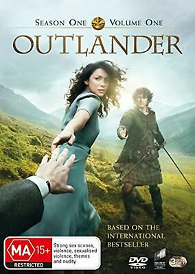 AU14 • Buy Outlander Season 1 Series One Volume One DVD Region 4 NEW