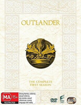 AU23.97 • Buy Outlander Complete Season One DVD Region 4 NEW