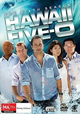 AU18.32 • Buy Hawaii Five 0 The Sixth Season DVD Region 4 NEW