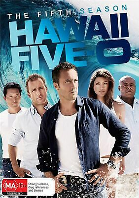AU22.96 • Buy Hawaii Five 0 The Fifth Season DVD Region 4 NEW