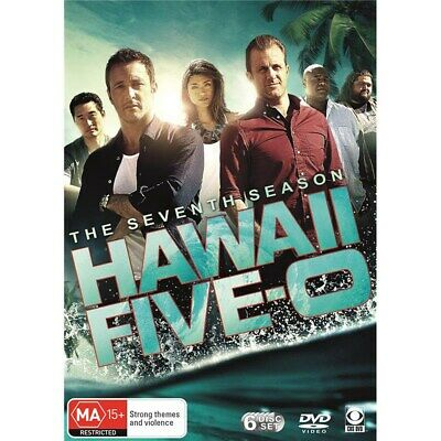 AU22.96 • Buy Hawaii Five 0 The Seventh Season DVD Region 4 NEW