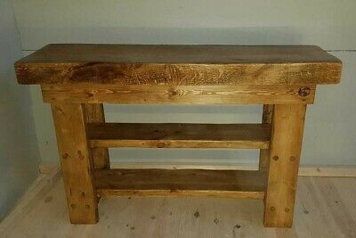 £795 • Buy A  Beautiful Handcrafted Large Kitchen Island/butcher's Block