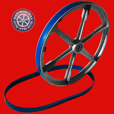 £29.06 • Buy 2 Blue Max Ultra Duty Urethane Band Saw Tires For Nu Tool Band Saw Bs355 Nutool