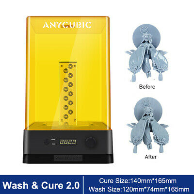 AU229 • Buy ANYCUBIC SLA LCD Photon 3D Printer 405nm UV Resin Light Cure HD 2.8  TFT AU Ship
