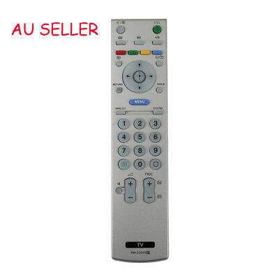 AU17.99 • Buy New Replaced Remote Control RM-ED005 RMED005 For SONY TV KDL-46V2000 KDL-40v2000
