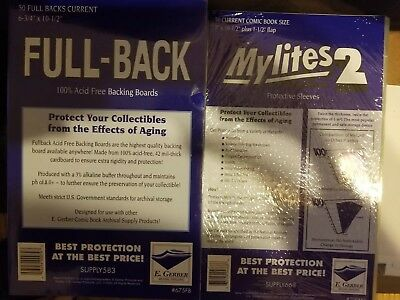 $45 • Buy Pre-bagged Current Mylites2 With Fullback Board - Egerber