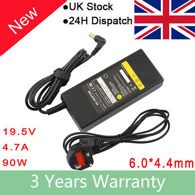 £10.99 • Buy For Sony Vaio PCG-71911M , VGP-AC19V48 Charger Laptop Adapter + Power Cable NEW