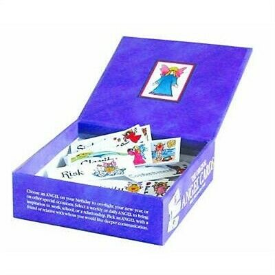 £8.74 • Buy Original Angel Cards: Inspirational Messages And Meditations (Cards)