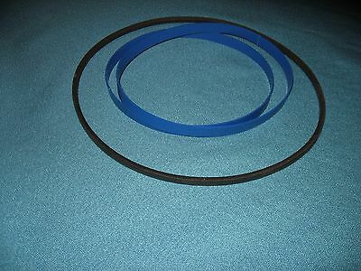 "2 BLUE MAX URETHANE BAND SAW TIRES FOR 9/"" MASTERCRAFT MODEL 55-6719 BAND SAW"