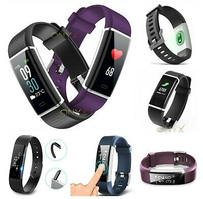 View Details ACTIVITY-FITNESS Tracker BLUETOOTH Smart Watch HEART RATE IOS-ANDOID FITBIT STYL • 23.99£