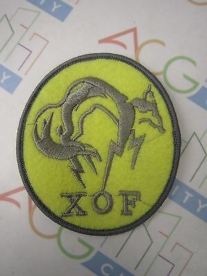 AU3.94 • Buy PS3 PS4 Metal Gear Solid Ground Zeroes V 5 XOF Cosplay Patch Badge Peace Walker