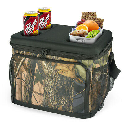 AU32.99 • Buy EAGLEMATE 28L Large Soft Cooler Insulated Picnic Bag For Grocery,Camping ,Hiking