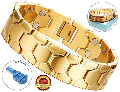 £14.99 • Buy Health Magnetic Bracelet Arthritis Carpal Tunnel Bio Therapy Chronic Pain Relief