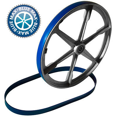 £21.79 • Buy 2 Blue Max Urethane Band Saw Tires For Nutool Model Hbs8 Band Saw