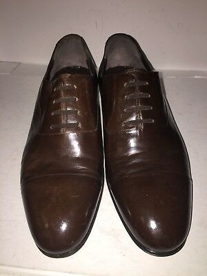 $ CDN395.85 • Buy Men's Artioli Leather Cap Toe Shoes Size 7.5 $1295