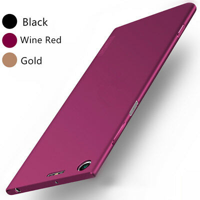 AU8.52 • Buy 360° Full Cover Matte Soft TPU Ultrathin Luxury Slim Back Case For Sony Xperia