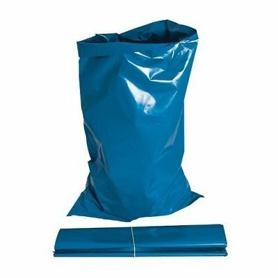 £2.99 • Buy 6 X Large Rubble Garden And Heavy Duty Refuse Sacks 30L Strong Rubbish Waste Bag