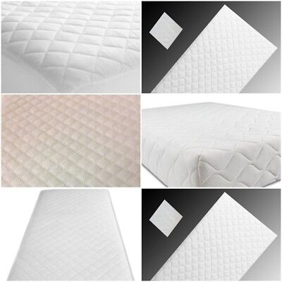 £58.99 • Buy Supersoft Baby Crib Craddl Cot Mattress Extra Thick Supreme Quality Made In UK