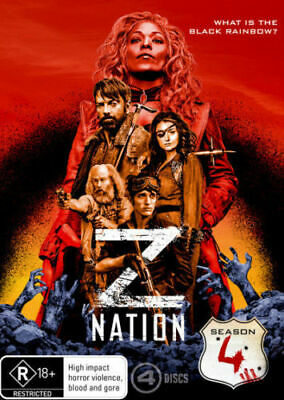 AU34.88 • Buy Z Nation: S4 Series / Season 4 DVD R4