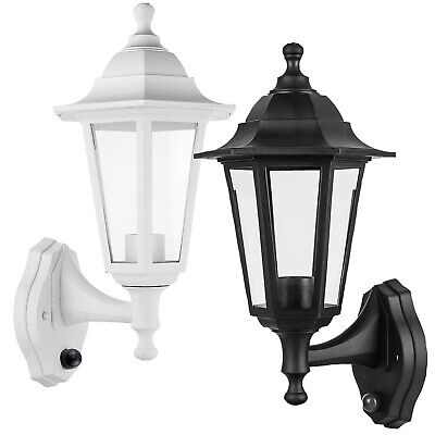 Wall-Mounted Lamp Outdoor Garden Light With Night And Day Sensor • 13.41£