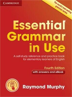 £27.06 • Buy Essential Grammar In Use With Answers And Interactive EBook: A Self-Study Refere