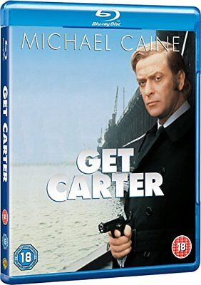 £12.39 • Buy GET CARTER (1971) Michael Caine Blu-Ray BRAND NEW Free Shipping - USA Compatible