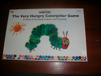 The Hungry Caterpillar Game Spare Replacement Parts Pieces Choose From List • 0.99£