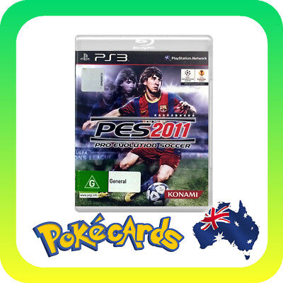 AU9.88 • Buy PES 2011: Pro Evolution Soccer (PlayStation 3 PS3)