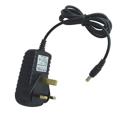 £9.99 • Buy 6V Chad Valley My First Sing Along Kids CD Player Replacement Power Supply