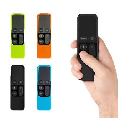 AU3.33 • Buy Remote Controller Case Silicone Protective Cover Skin For Apple TV 4th Gen AY
