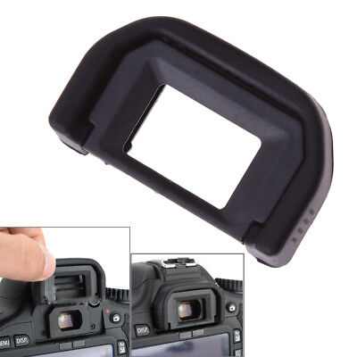 Rubber Viewfinder Cover DSLR Camera Eyecup Eyepiece For Canon EF 600D 550D 650D • 2.35£