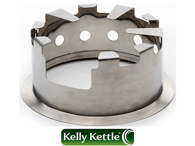 Kelly Kettle Hobo Stove - Large (fits 'Base Camp' & 'Scout' Volcano Kettles) • 14.50£
