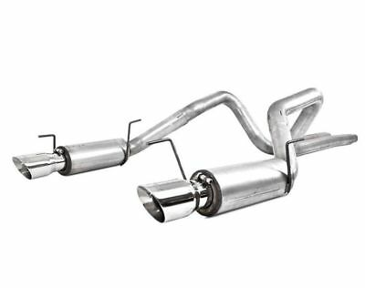 $459.99 • Buy MBRP 3  Race Cat-Back Exhaust For 2005-2009 Mustang GT & 2007-2010 Mustang GT500