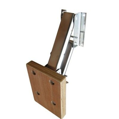 AU187.01 • Buy Outboard Motor Mounting Bracket, Raise & Lowered Position, 30kg Capacity
