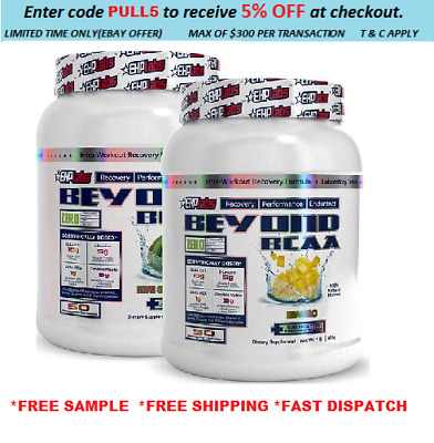 AU94.90 • Buy EHP LABS BEYOND BCAA 50 SERVES X2 BCAA BRANCH CHAINED AMINOS EHPLABS RECOVERY ON