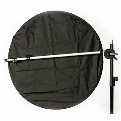 Photography Reflector Boom Arm Holder For Light Stands | 65-124cm | Lencarta  • 19.99£