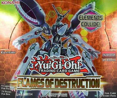 £1.49 • Buy Yugioh! Flames Of Destruction, FLOD, Common, 1st Edition, Choose From List