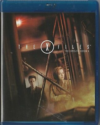 AU22.55 • Buy The X Files  {The Complete Season 6 } 6 Disc-set  Blu Ray Region Free  Like New
