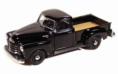 $13.99 • Buy 1950 Chevy 3100 Pickup Truck Black Maisto 31952 1/24 Scale Diecast Model Toy Car